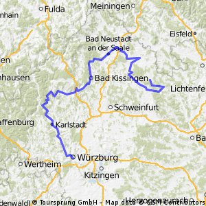 14.07.12 Stöckach-Königshofen-Saaleradweg-Wü