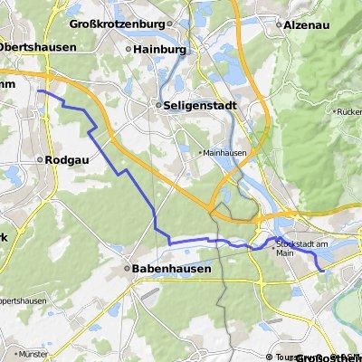 Weiskirchen-Park Schönbusch