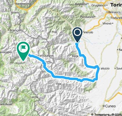 La Leggendaria 2014 - Day one (easier route)