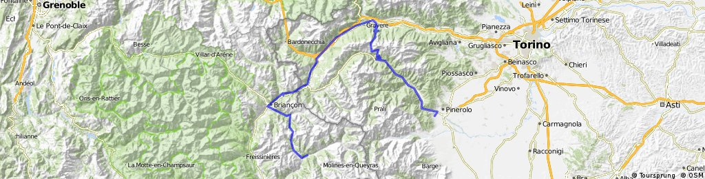 La Leggendaria 2014 Day Two (w/out Col du Grandon)