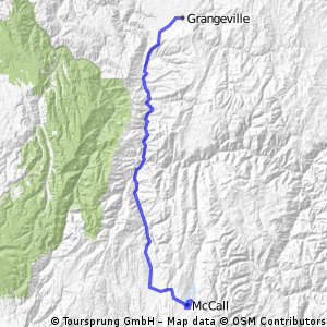 9.Grangeville - McCall Ponderosa