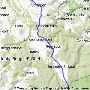 Pirna-Schneeberg