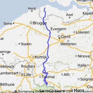 Nieuwvliet, 02 NL > Rue de Wiers, Flines-lès-Mortagne, 59158, Fr