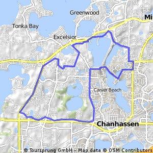 Lake Ann Route