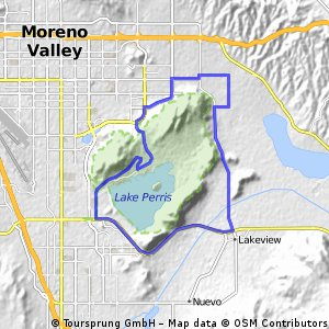 2. Moreno Valley Circuit Lake Perris (5 giri)