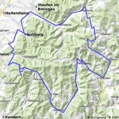 Sulzburg-Blauen-Belchen