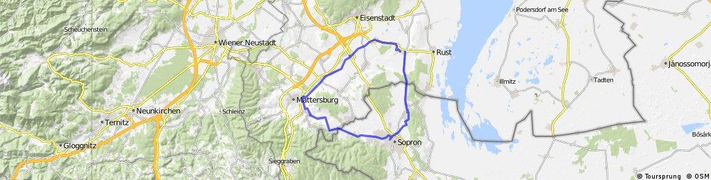 St. Margarethen-Marzerkogl-Sopron