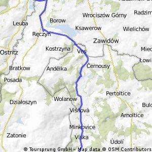 Frýdlant-Berzdorfer See-nejkradší