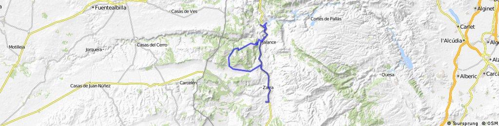"""III Trofeo Máster Valle de Ayora - Cofrentes """"Gran Premio GSport"""""""