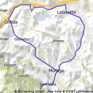 Lamoraga Redwood  loop