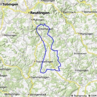 Unterhausen-Pfronstetten