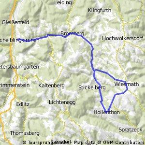 Scheiblingkirchen Stickelberg retour