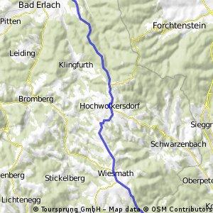 Lanzenkirchen - Schwarzenberg