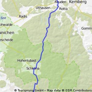 Route7 (Alternativ)