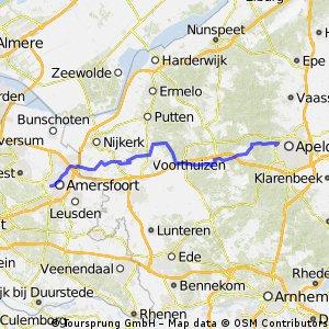 7314LE Amersfoort station