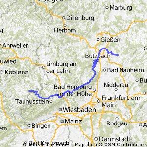 Deutscher Limesradweg (2. Abschnitt)