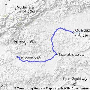 Tour du Maroc 2014 étape 4