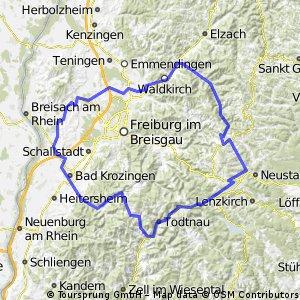 Wildgutach Feldberg Münstertal