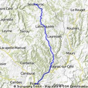 Figeac- Sousceyrac