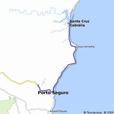 Porto X Cabrália X Porto