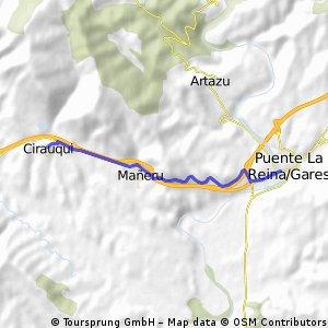 santiago route 06