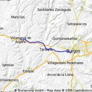 santiago route 17