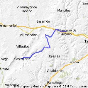 santiago route 18