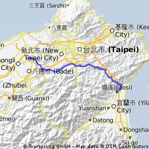 桃園-110省道-北宜-礁溪