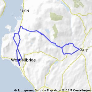 Training Route