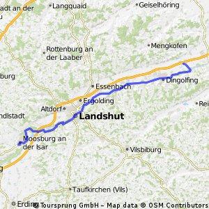 Mammingerschwaigen - Moosburg