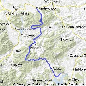 Tour de Beskidy e.1