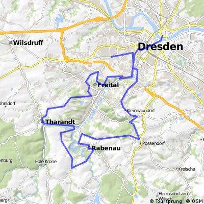2014 Tour de Dresde 23.07.2014