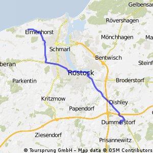 Dummerstorf - Elmenhorst