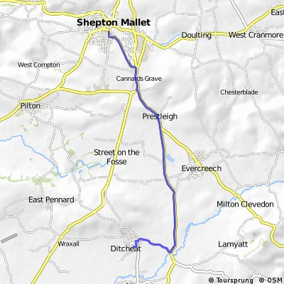 ditcheat stepthon mallet