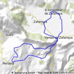 Almendral-Periana(Carretera-Via Tren)