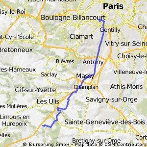 Paris Briis sous forges