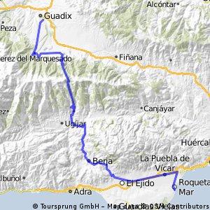 Roquetas- guadix