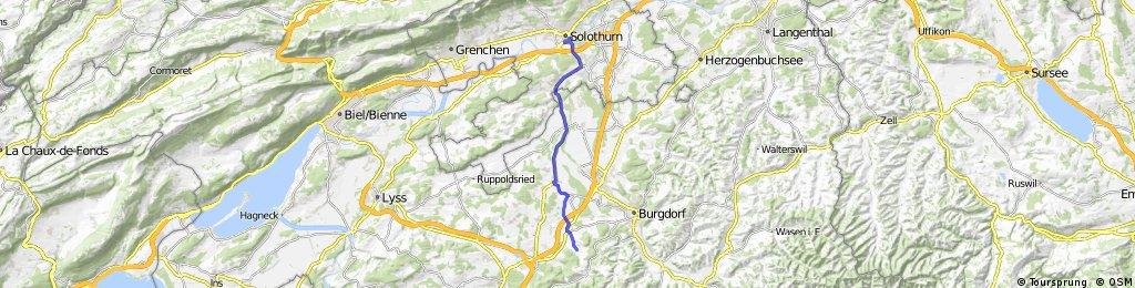 Worb-Solothurn