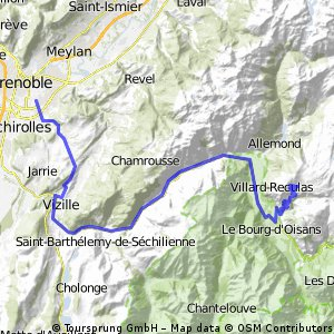 Grenoble Kyriad - Alpe d'Huez