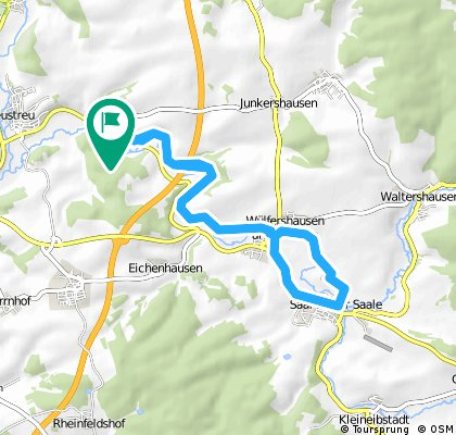 Hollstadt - Findelberg - Hollstadt