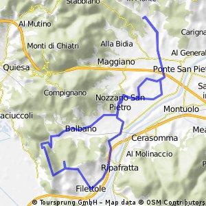 San Macario - FIlettole - Balbano