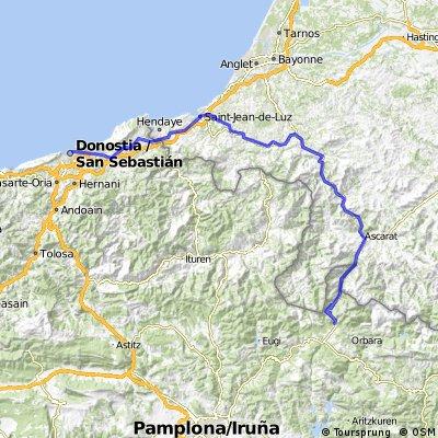 ETP1-Roncesvalles-SanJuanPie-Irun-Sanse