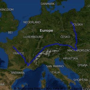Giro del Europe