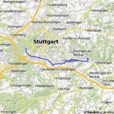 Esslingen - Stuttgart