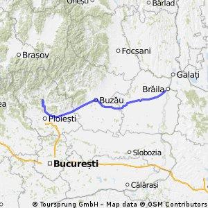 Traseul Coto-Braila