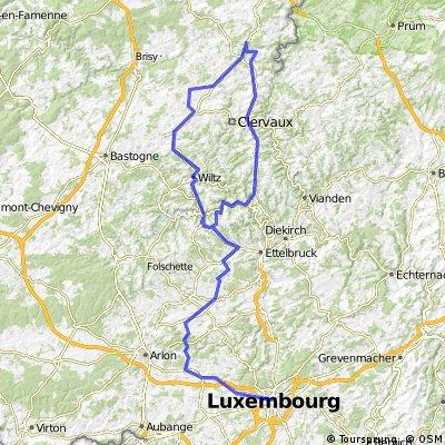 etappe 3 of the europeen tour