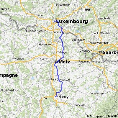 etappe 4 of the europeen tour