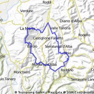 The Barolo Tour