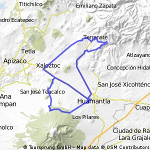 Carrera Huamantla 2014