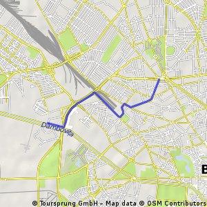 DVB - Traseul 68 - Propunere 1 TS